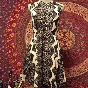 Fire Los Angeles Lace Dress